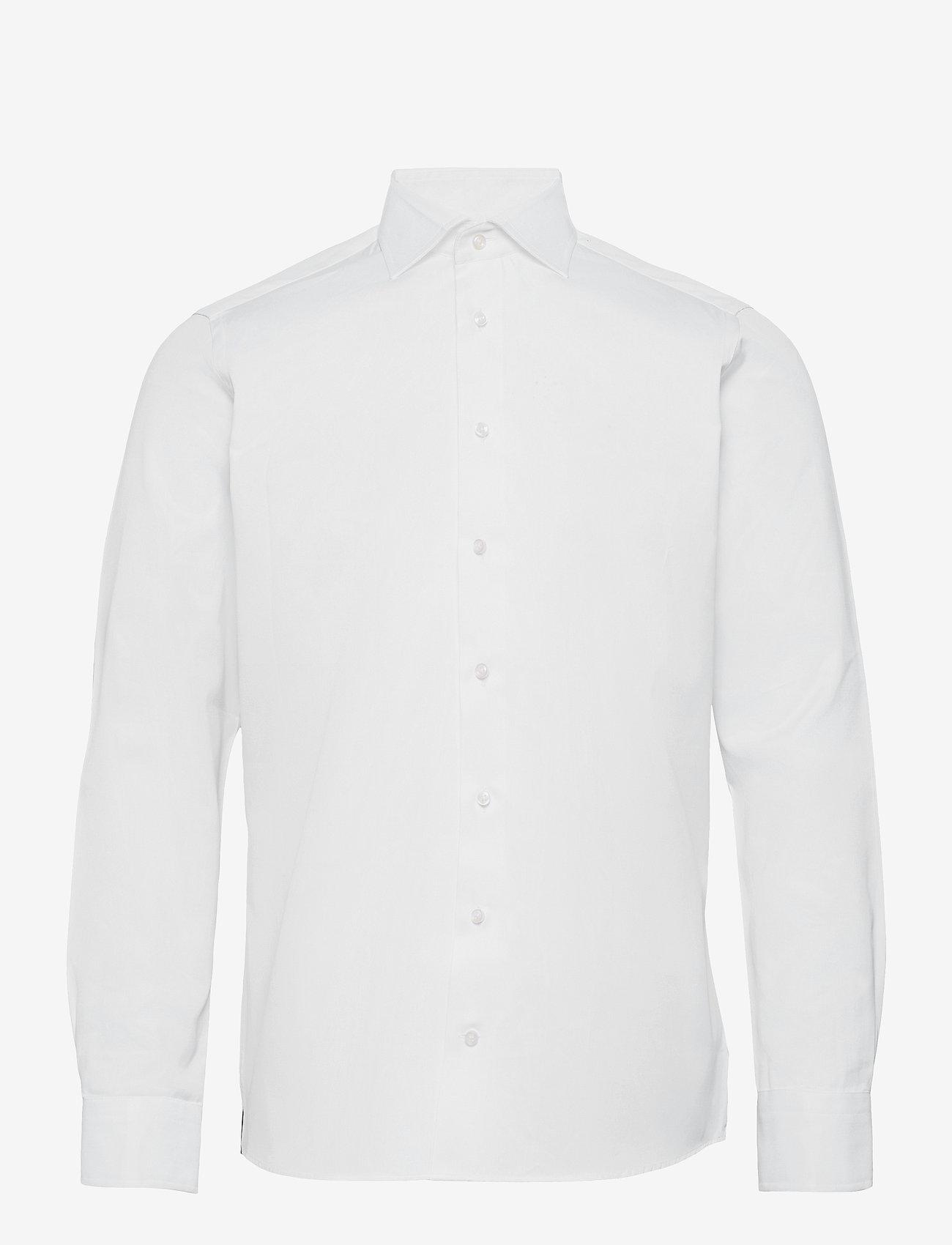XO Shirtmaker by Sand Copenhagen - 8085 - Gordon FC - basic skjortor - optical white - 0