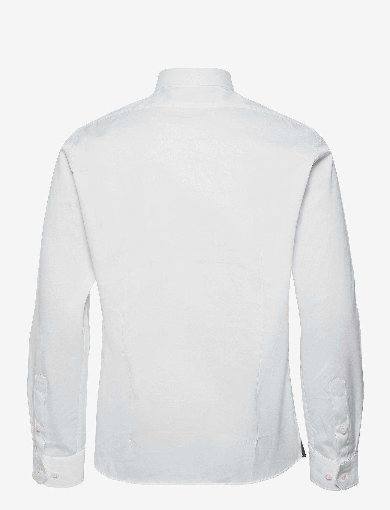 XO Shirtmaker by Sand Copenhagen - 8085 - Gordon FC - basic skjortor - optical white - 1