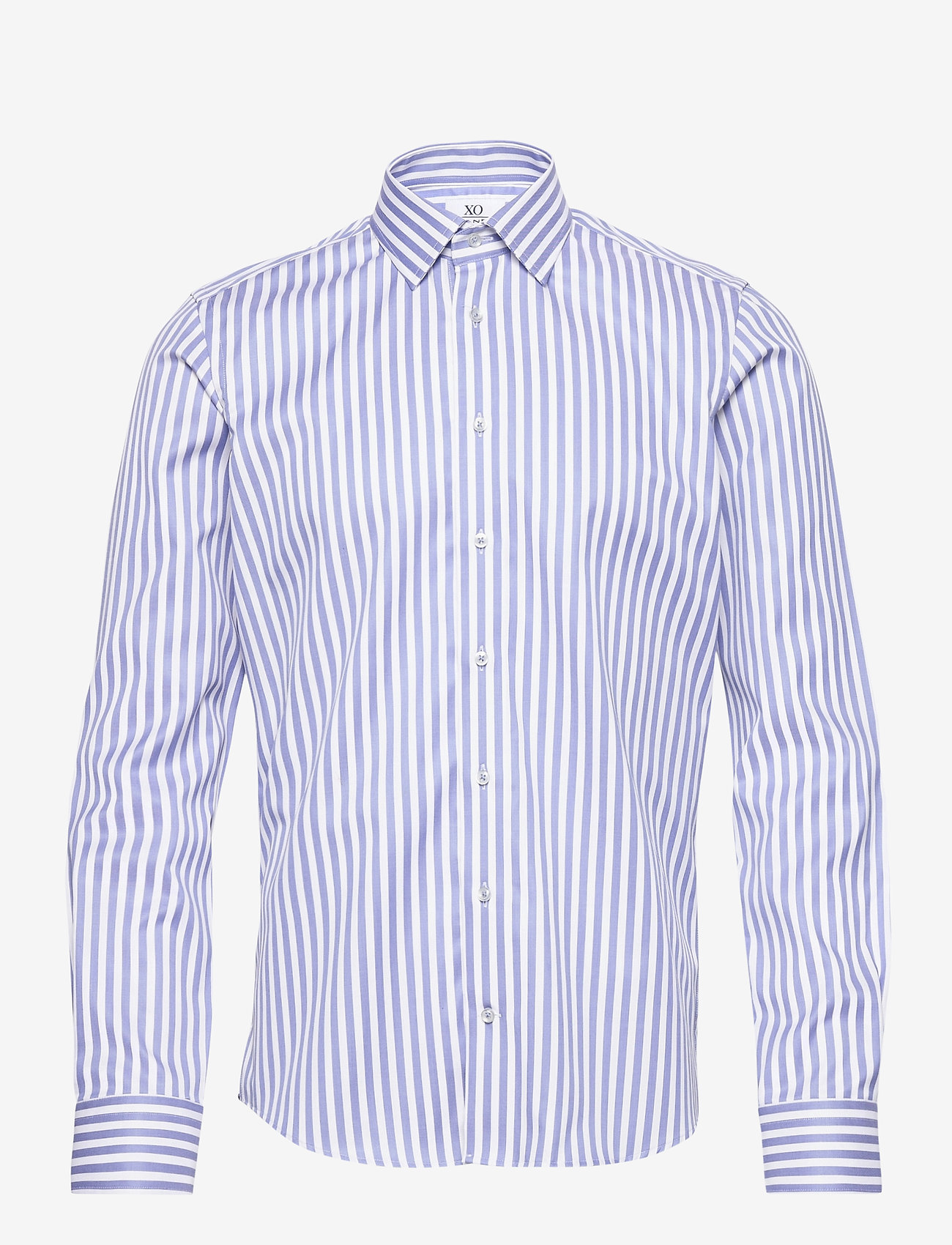 XO Shirtmaker by Sand Copenhagen - 8734 - Jake SC - business skjortor - blue - 0