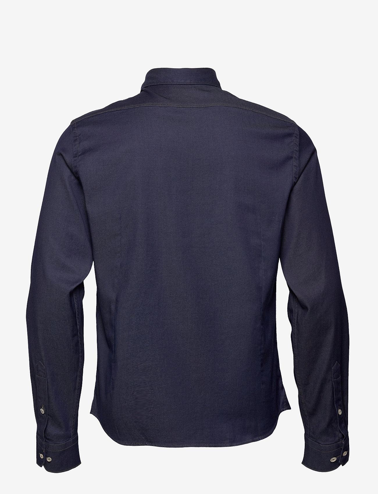 XO Shirtmaker by Sand Copenhagen 8611 - Jacky SC - Skjorter MEDIUM BLUE - Menn Klær