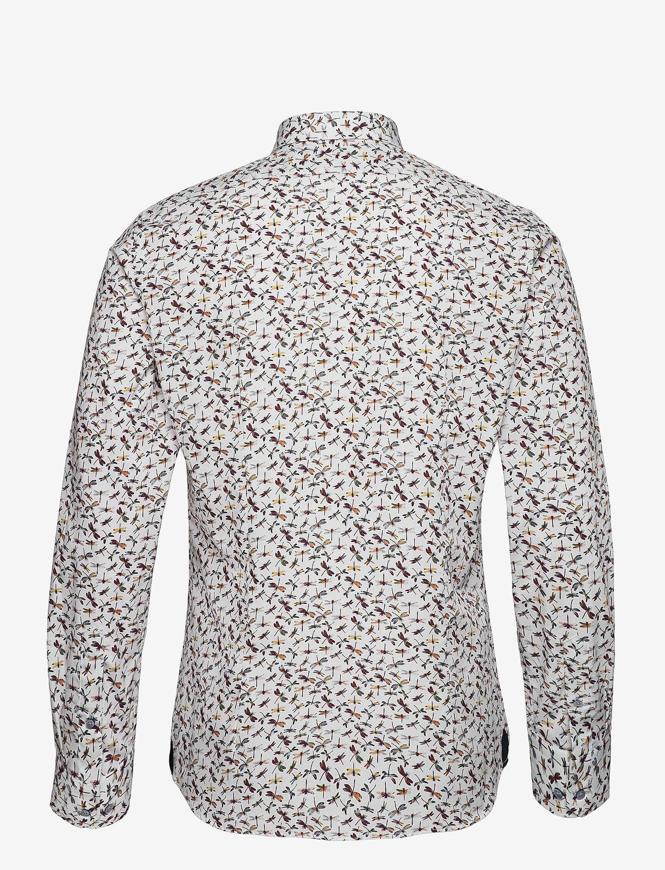 XO Shirtmaker by Sand Copenhagen - 8745 - Gordon SC - business skjortor - pattern - 1