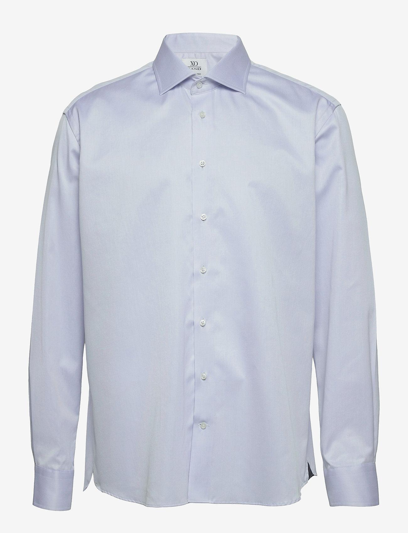 XO Shirtmaker by Sand Copenhagen - 8085 - Jake FC - basic skjortor - blue - 0