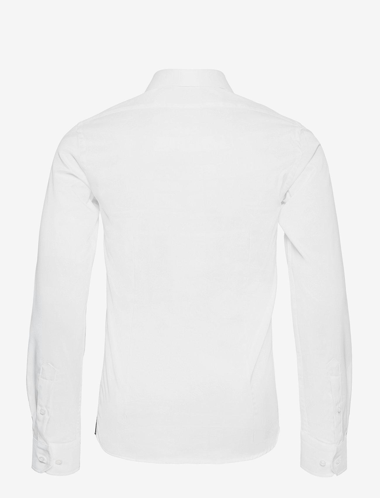 XO Shirtmaker by Sand Copenhagen - 8085 - Jake FC - basic skjortor - optical white - 1
