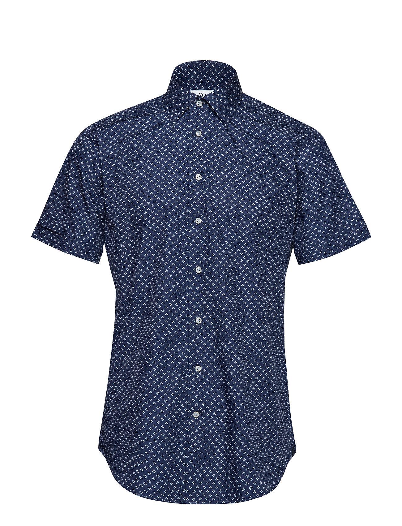 XO Shirtmaker by Sand Copenhagen 8114 Gordon SC SS Ögrönlar
