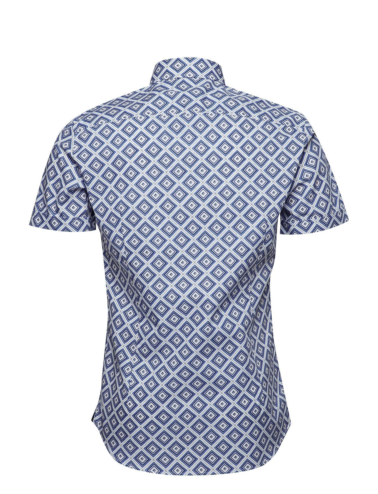 8196Jake Ssmedium Copenhagen By Sc Sand BlueXo Shirtmaker EW2HYD9I