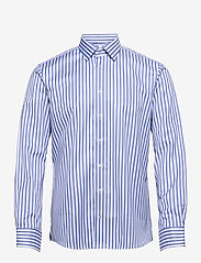 XO Shirtmaker by Sand Copenhagen - 8734 - Gordon SC - business skjortor - blue - 0