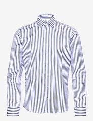 XO Shirtmaker by Sand Copenhagen - 8734 - Jake SC - business skjortor - blue - 0