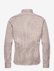 XO Shirtmaker by Sand Copenhagen - 8734 - Jake SC - business skjortor - light camel - 1