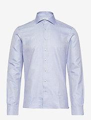 XO Shirtmaker by Sand Copenhagen - 8722 - Jake FC - business skjortor - medium blue - 0