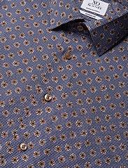XO Shirtmaker by Sand Copenhagen - 8667 - Gordon SC - business skjortor - dark camel - 4