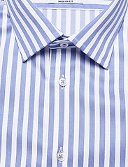 XO Shirtmaker by Sand Copenhagen - 8734 - Gordon SC - business skjortor - blue - 2
