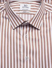 XO Shirtmaker by Sand Copenhagen - 8734 - Jake SC - business skjortor - light camel - 2