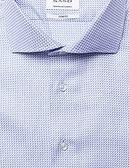 XO Shirtmaker by Sand Copenhagen - 8722 - Jake FC - business skjortor - medium blue - 2