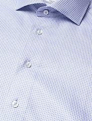 XO Shirtmaker by Sand Copenhagen - 8722 - Jake FC - business skjortor - medium blue - 3