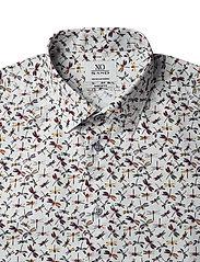 XO Shirtmaker by Sand Copenhagen - 8745 - Gordon SC - business skjortor - pattern - 2