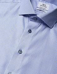 XO Shirtmaker by Sand Copenhagen - 8749 - Gordon FC - rutiga skjortor - blue - 4