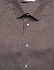 XO Shirtmaker by Sand Copenhagen - 8859 X - Jake SC - basic skjortor - dark brown - 2