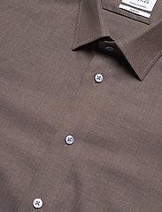 XO Shirtmaker by Sand Copenhagen - 8859 X - Jake SC - basic skjortor - dark brown - 3