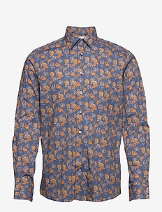8687 - Gordon SC - business skjortor - medium blue