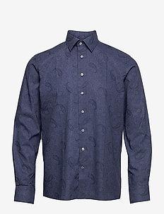 8683 - Gordon SC - business skjortor - dark blue/navy