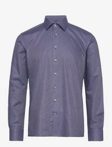 8686 - Gordon SC - business skjortor - medium blue