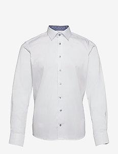 8081 Details - Jake SC - business skjortor - optical white
