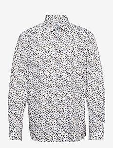 8745 - Gordon SC - business skjortor - pattern