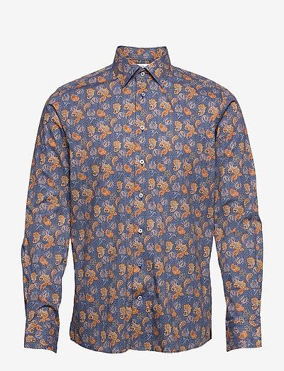 8687 - Gordon SC - business skjorter - medium blue