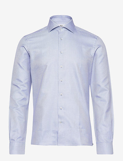 8722 - Jake FC - business skjorter - medium blue