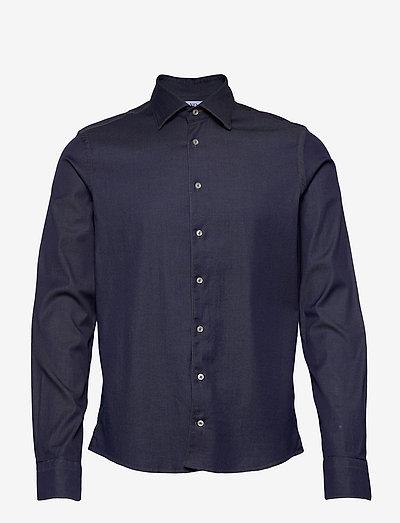8611 - Jacky SC - basic skjorter - medium blue