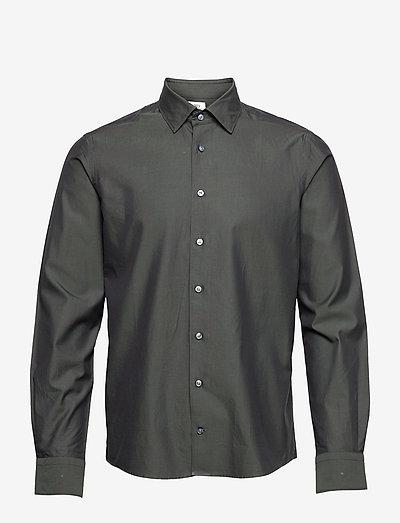 8613  - Jacky SC - basic skjorter - olive/khaki