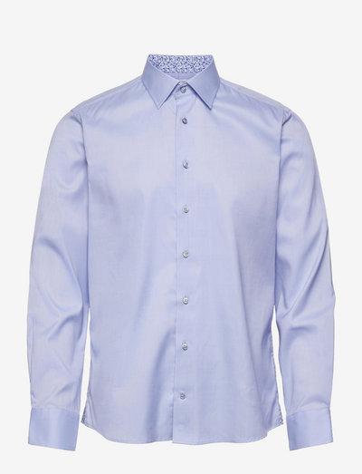 8081 - Gordon SC - basic skjorter - blue