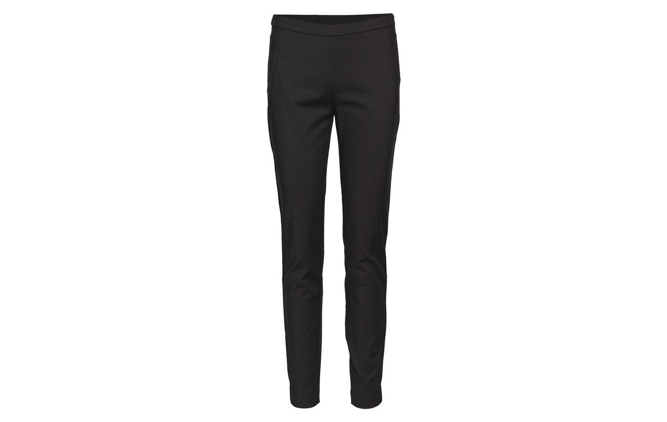 Nylon Yaspeyton 45 50 Ecco Elastane Pant 5 Coton Black Yas pwTPq0Cdq