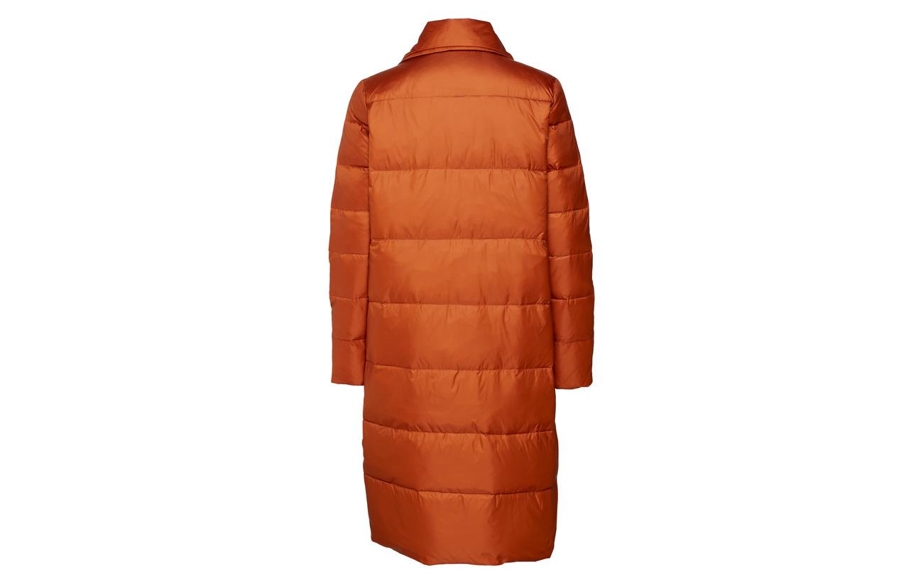 100 Down Polyester Jacket Yas Umber Yascallie WgnF4wqI
