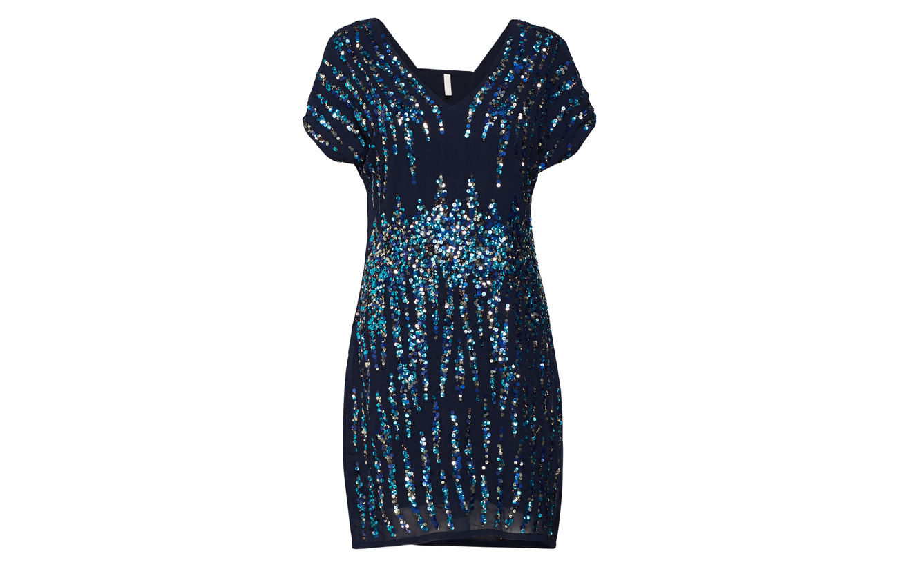 Sequin Da Yastrighty Sky 100 Night Polyester Dress Yas Ta5qxSa