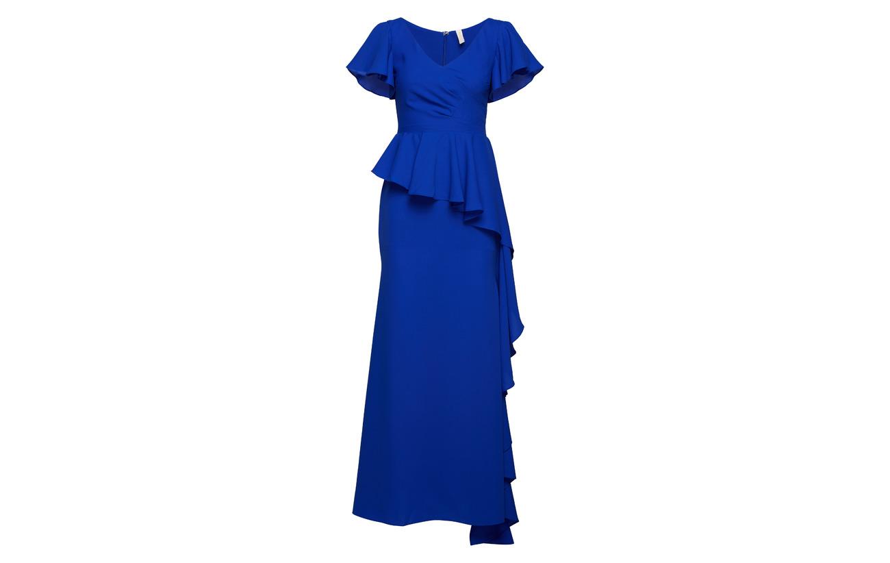 Yasolympia Yas S Blue Da 100 s Polyester Dress Mazarine drrPRw