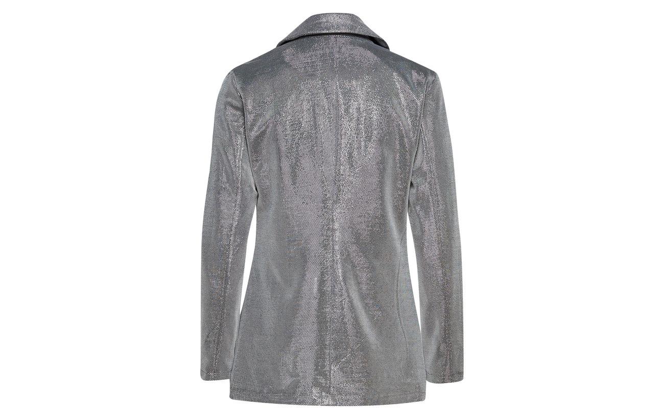50 Colour Blazer Silver Yasglam Yas Métallique Polyester Fibers wtIxqzqZ