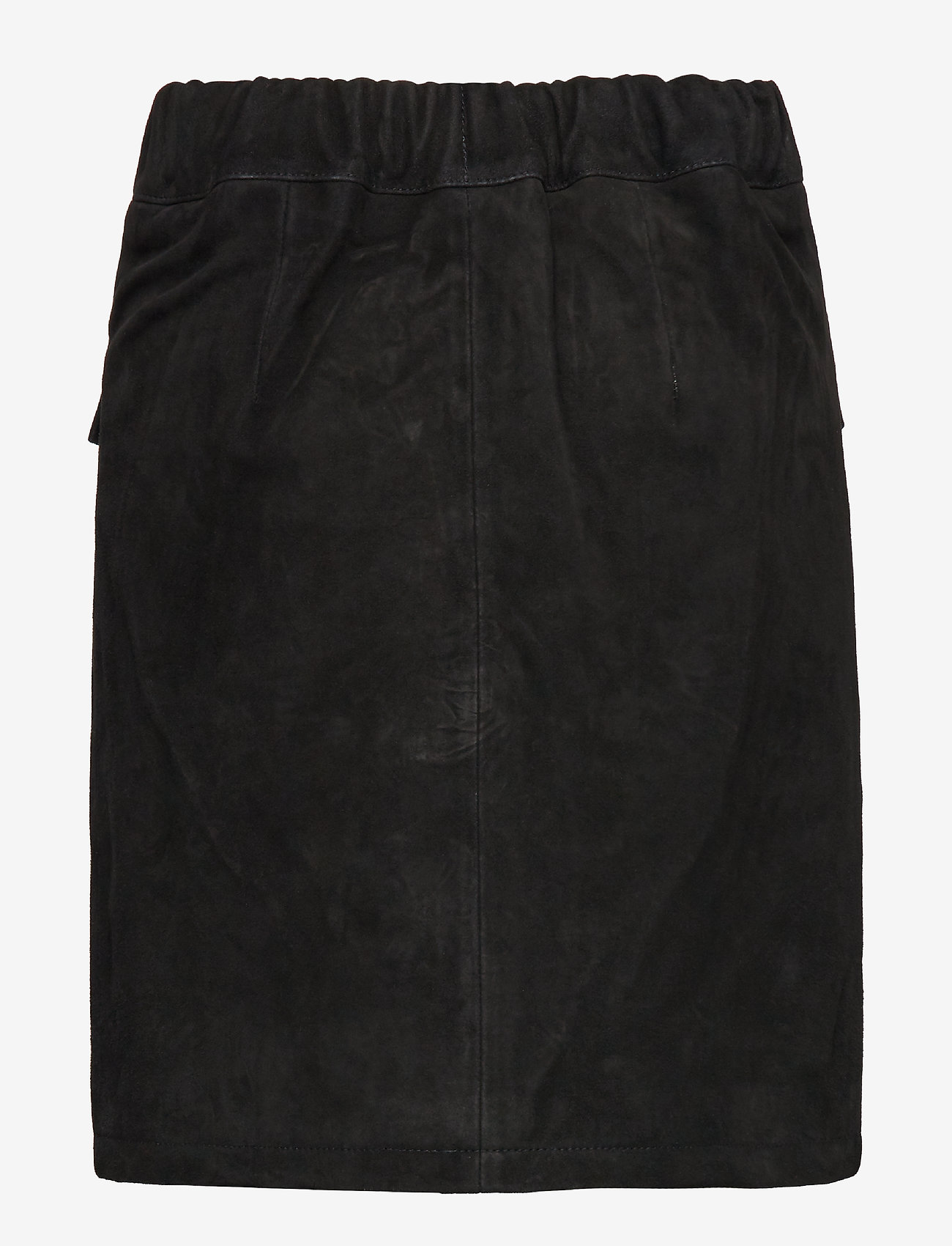 Yas Yascheer Suede Skirt - Skirts