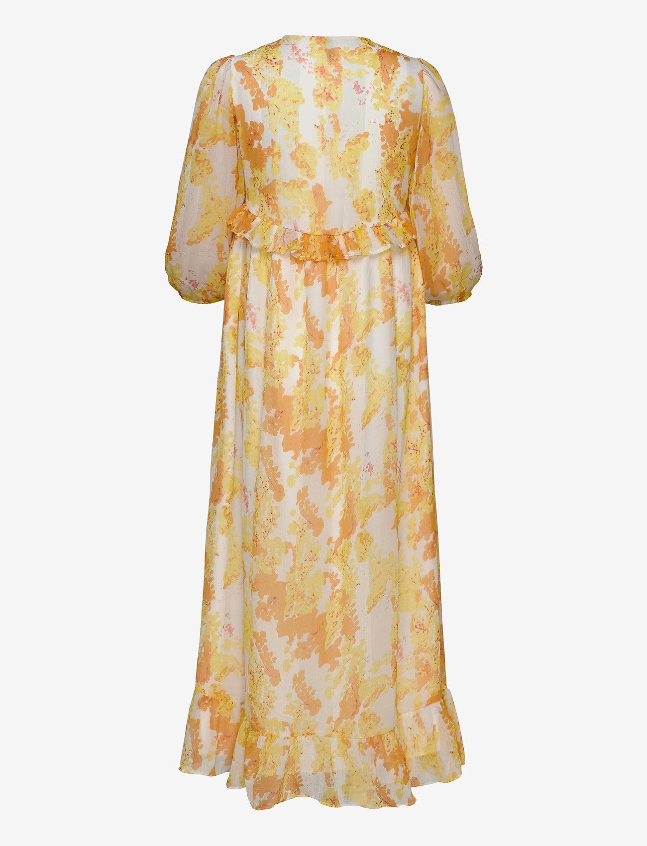 Yascitrus 3/4 Ankle Dress S. (Star White) (79.99 €) - YAS 02bgn9lR