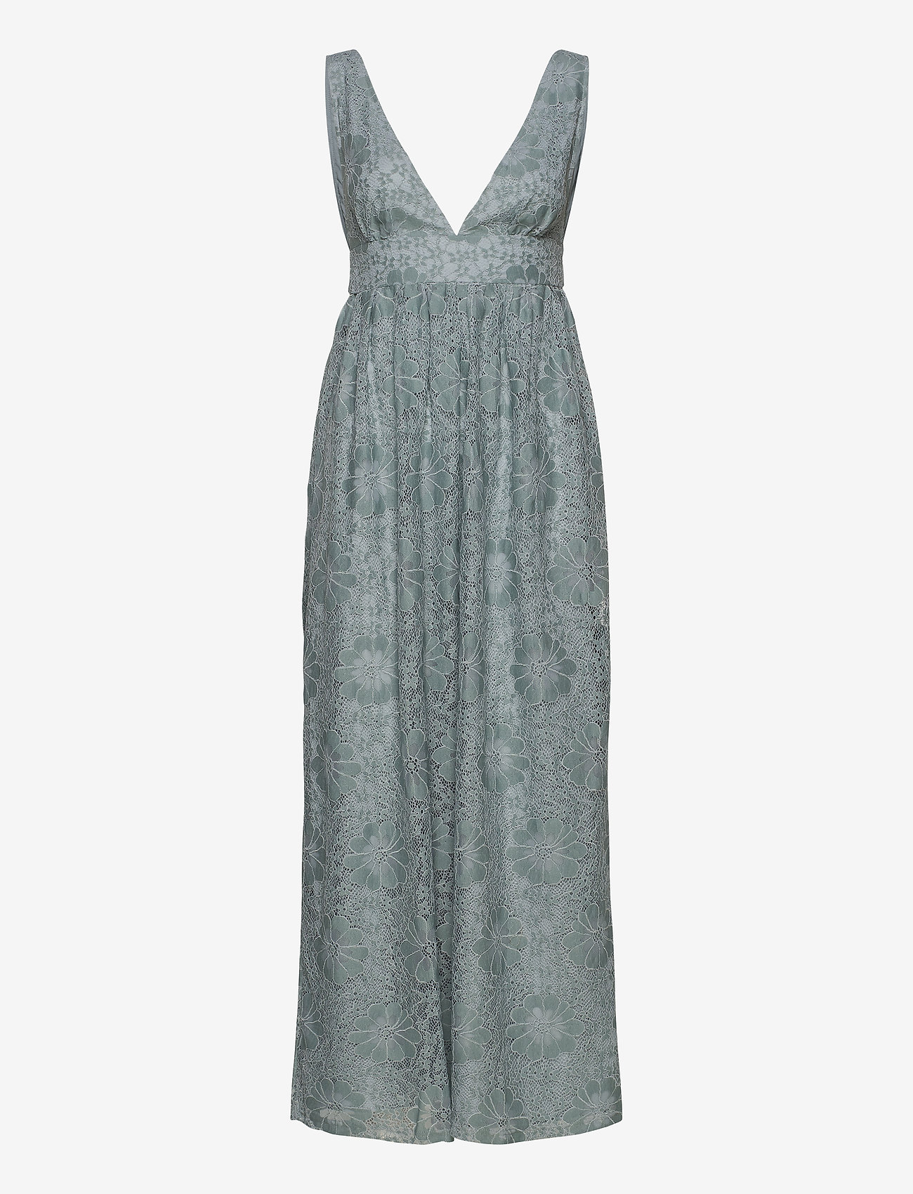 YAS - YASCHESHIRE SL MAXI DRESS - SHOW - maxi kjoler - blue heaven