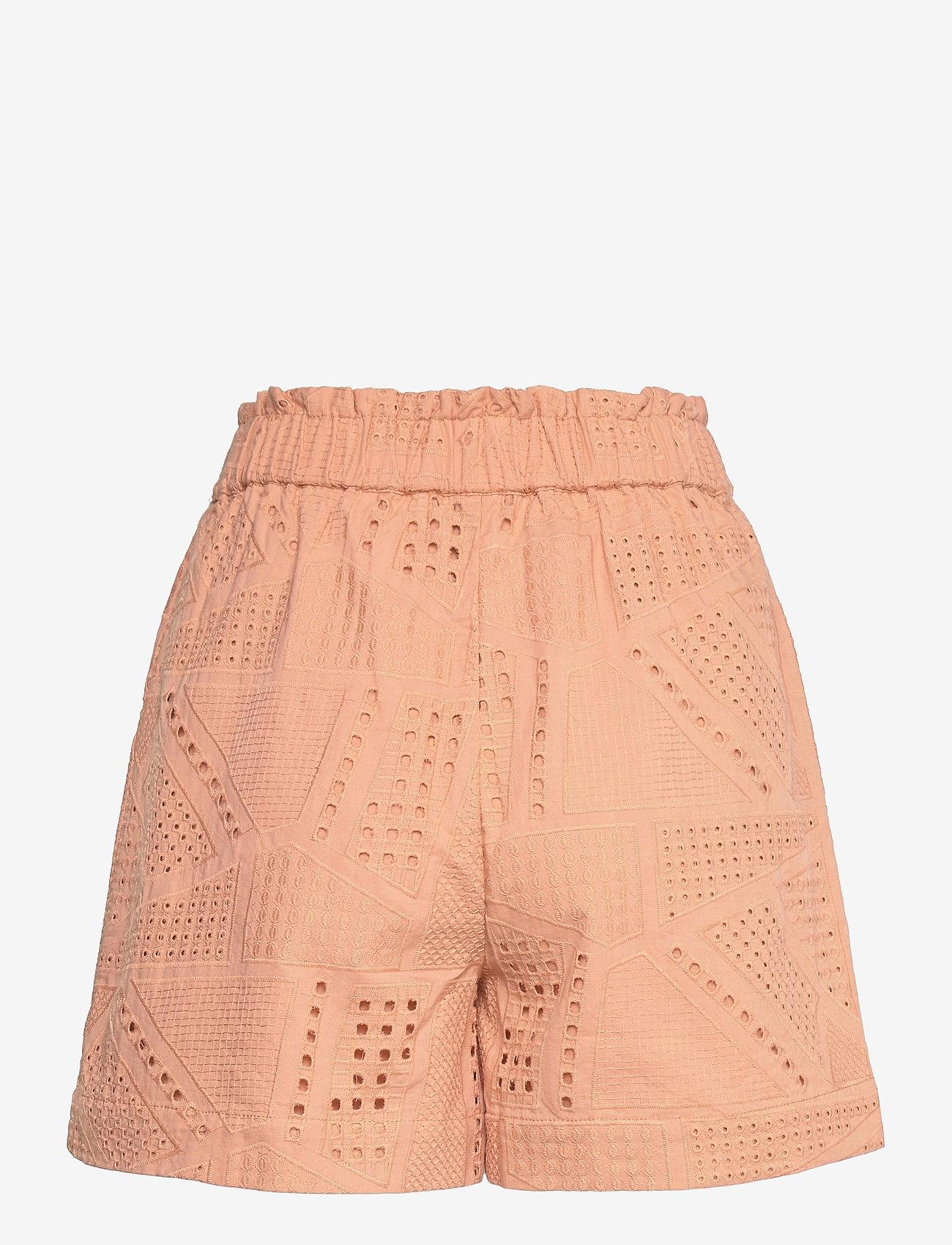 YAS - YASSADO HW SHORTS S. - shorts casual - sandstorm - 1