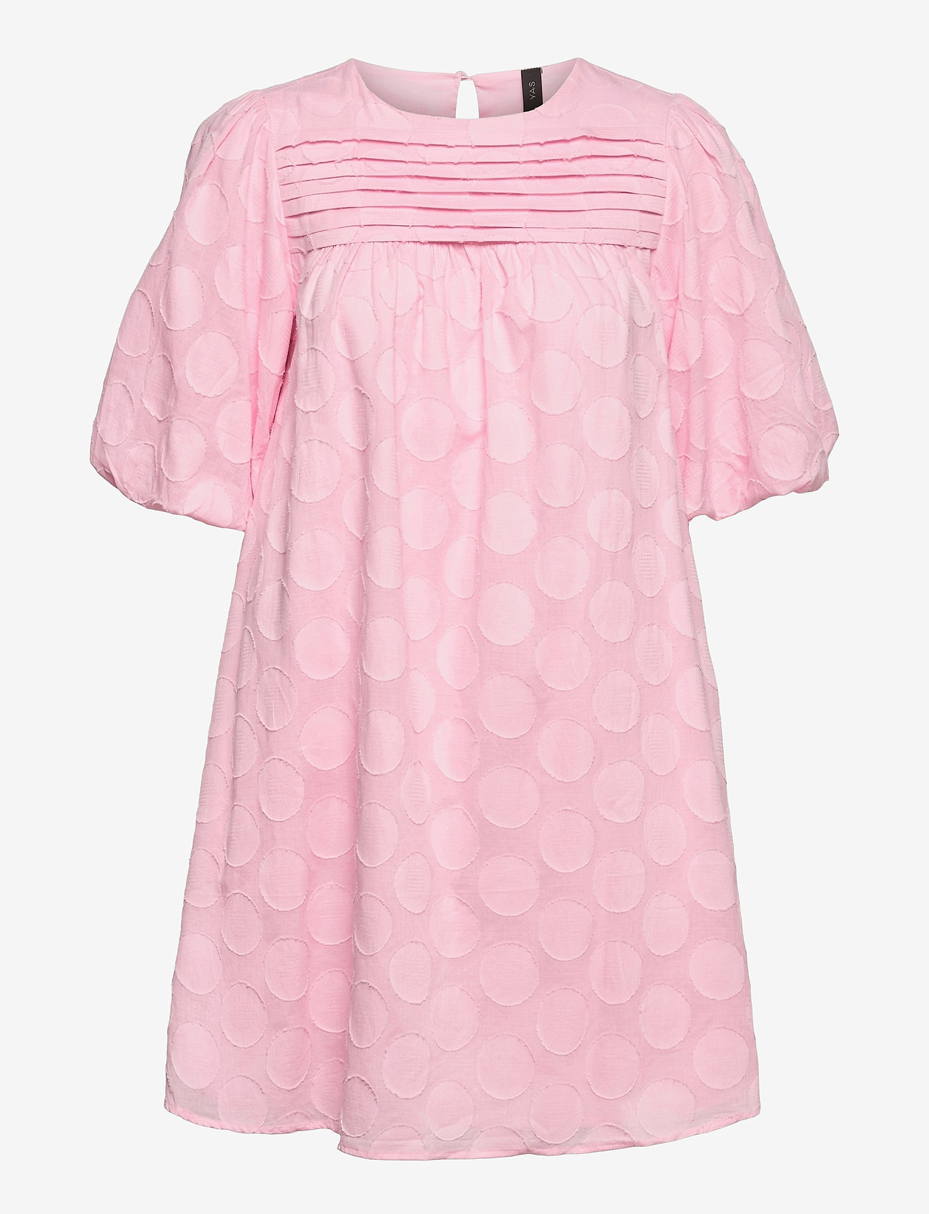 YAS - YASDANILLA 2/4 DRESS S. - summer dresses - roseate spoonbill - 0