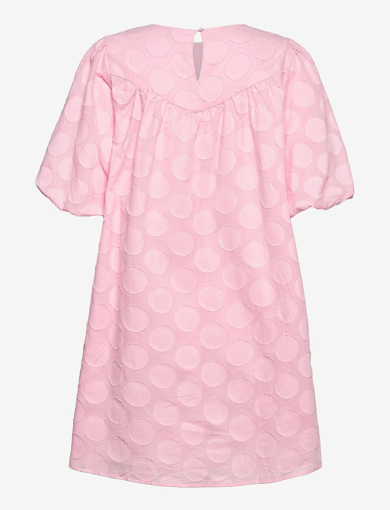 YAS - YASDANILLA 2/4 DRESS S. - summer dresses - roseate spoonbill - 1