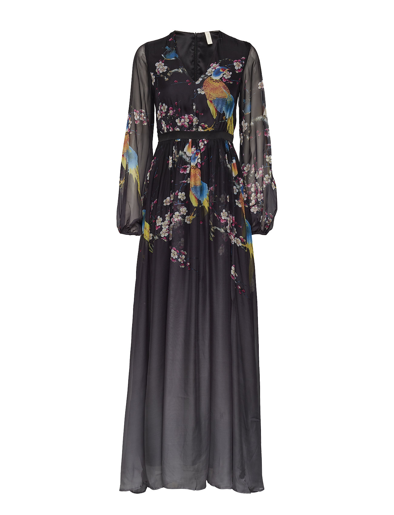 YAS YASLAMAR LONG DRESS EID