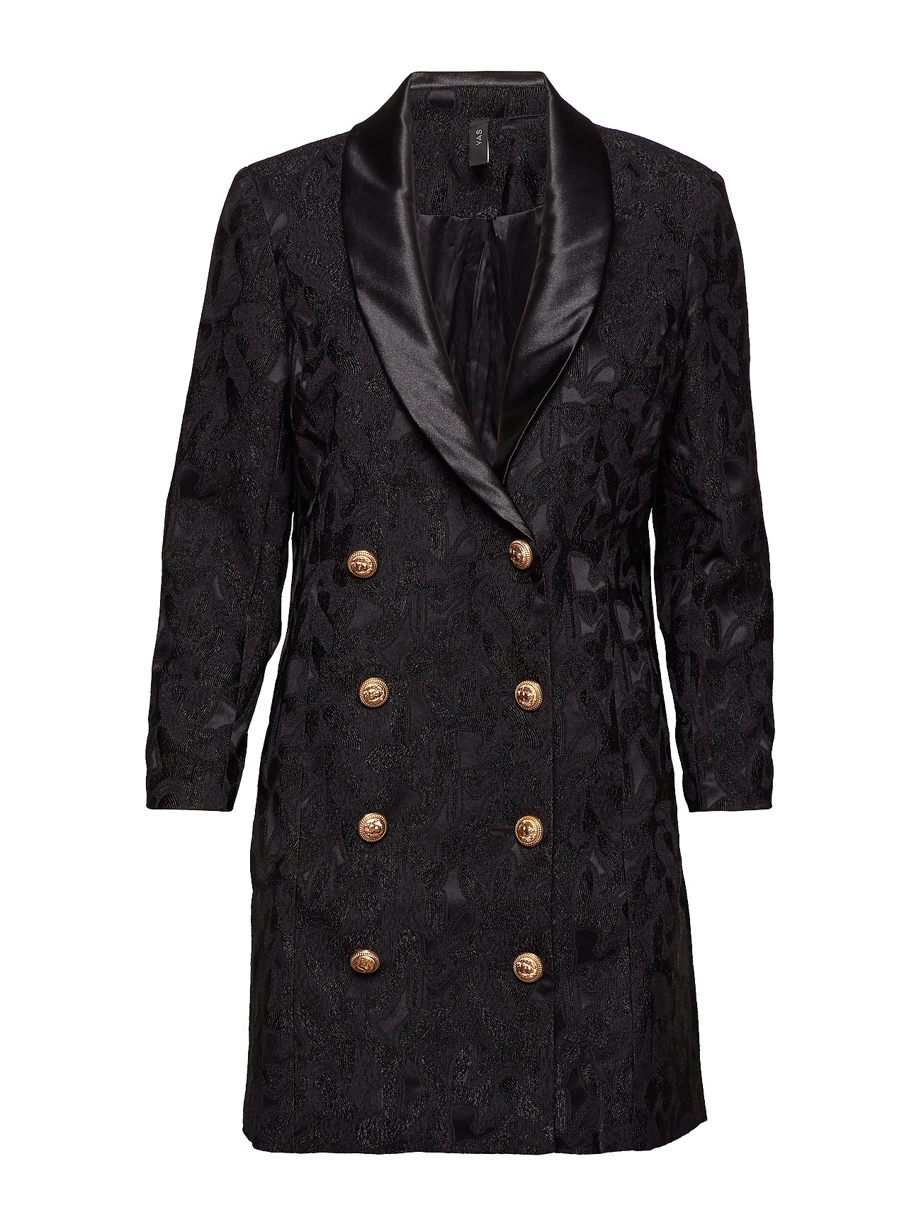 YAS YASPLAIR BLAZER DRESS - DA
