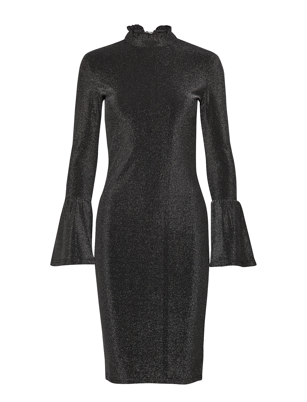 YAS YASJENNIFER LS DRESS - SHOW - BLACK