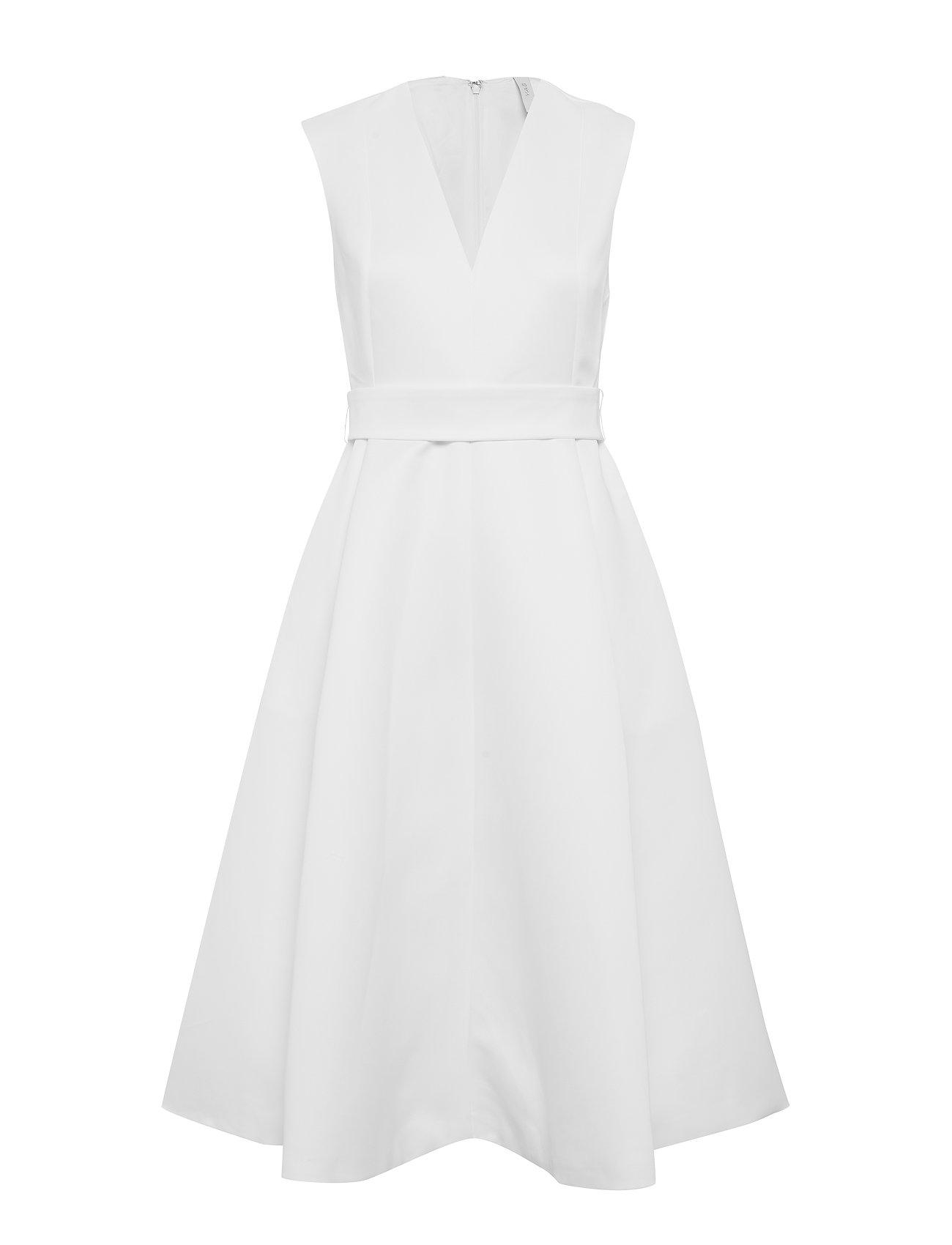 YAS Yasalice Sl Midi Dress - Celeb (Star White) 689 kr   Stort utbud av designermärken QbBHXFfT