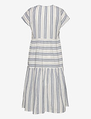 YAS - YASBREEZA SS MIDI DRESS - ICONS S. - midi dresses - star white - 1