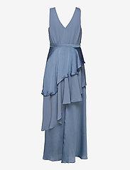 YAS - YASDORY SL MAXI DRESS - SHOW - maxi dresses - blue heaven - 1