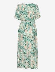 YAS - YASNALA SS LONG DRESS - SHOW S. - wrap dresses - cradle pink - 1